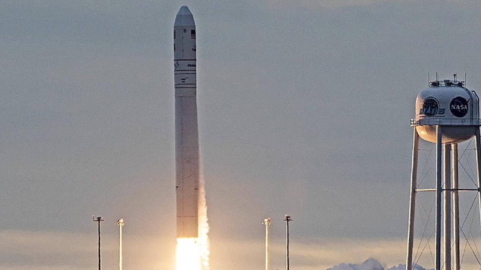Orbital ATK OA-8