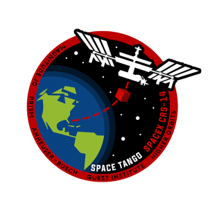 SpaceX CRS-14 Space Tango