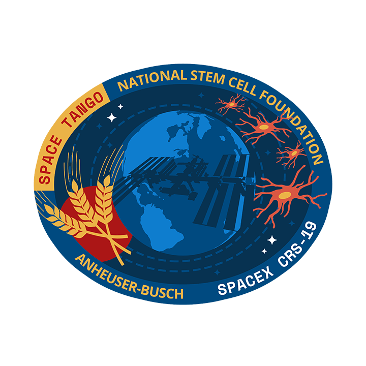 Mission badge/patch for CRS-19