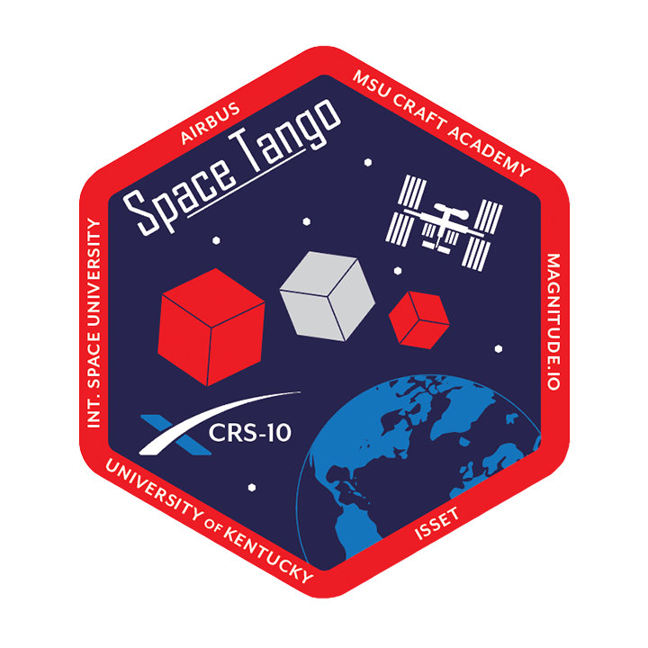 Mission badge/patch for CRS-10