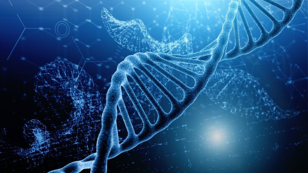 Blue DNA